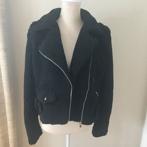 ♥NWT♥🌻Vera and Lucy♥🌻Nasty Gal♥Moto Jacket🌻L